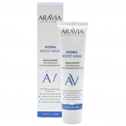 Aravia Laboratories Hydra Boost Mask - Маска-филлер увлажняющая с гиалуроновой кислотой, 100мл