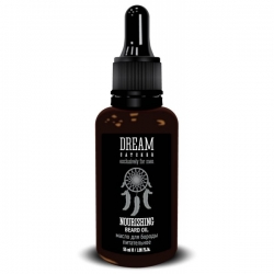 Dream Catcher Nourishing Beard Oil - Питательное масло для бороды, 55 мл