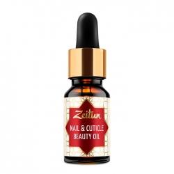 Zeitun Nail & Cuticle Beauty Oil - Масло для ногтей и кутикулы, 10мл