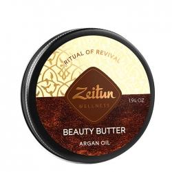Zeitun Ritual Of Revival Beauty Butter - Argan Oil - Масло для тела с органическим маслом арганы, 60мл