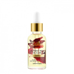 Zeitun Nutrient Rich Oil Elixir - Масляный эликсир для лица с дамасской розой, 30мл