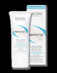Ducray Keracnyl - Керакнил Матирующая эмульсия, 30 мл