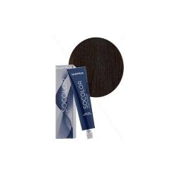 Matrix socolor beauty - Светлый шатен мокка крем-краска для волос 100% покрытие седины 505M 90 мл