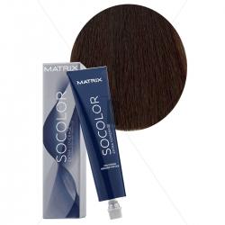 Matrix socolor beauty - емный блондин мокка Крем-краска для волос 100% покрытие седины 506M 90 мл