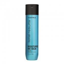 Matrix Total Results Moisture Me Rich - Шампунь увлажняющий для волос  300 мл