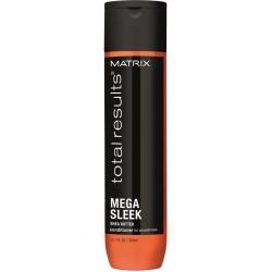 Matrix Total Results Mega Sleek Conditioner - Кондиционер с маслом Ши для гладкости волос 300 мл