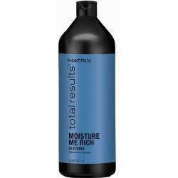 Matrix Total Results Moisture Me Rich - Шампунь увлажняющий для волос 1000 мл