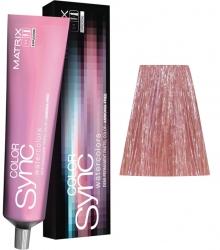 Matrix Color Sync Watercolors - Краска для волос Кварцевый розовый, 90 мл