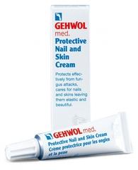 Gehwol Med Protective Nail and Skin Cream -Защитный крем и масло для ногтей и кожи 15 мл