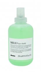 Davines Essential Haircare Melu Thermal-protection shield with rosemary extract - Термозащитный спрей для длинных или поврежденных волос с экстрактом розмарина 250 мл