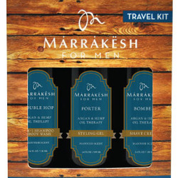 Marrakesh for Men Travel Kit - Набор для мужчин, 3*100 мл. Общий объем: 300 мл