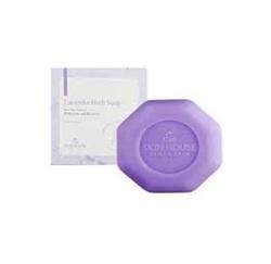 The Skin House Lavender Herb Soap - Мыло с экстрактом лаванды, 90 г