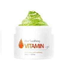 The Skin House Aloe Soothing Vitamn Gel - Витаминный крем гель с алое, 50 мл
