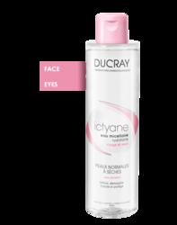 Ducray Ictuane  - Иктиан увлажняющая мицеллярная вода, 200  мл