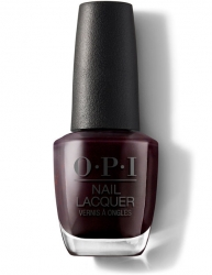 OPI - Лак для ногтей Midnight In Moscow, 15 мл