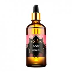 Zeitun Almond Natural Oil - Миндальное масло, 100мл