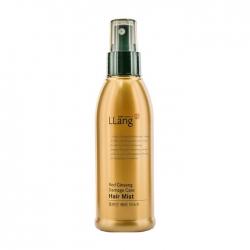 Llang Red Ginseng Damage Care Hair Mist - Тоник-спрей для поврежденных волос с экстрактом красного женьшеня, 150 мл