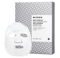 Mizon Dust Clean Up Deep Cleansing Mask - Маска тканевая очищающая
