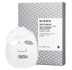 Mizon Dust Clean Up Deep Cleansing Mask - Маска тканевая очищающая