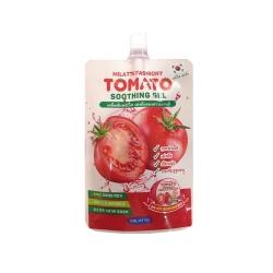 Milatte Fashiony Tomato Soothing Gel - Гель для лица и тела многофункциональный, 50 мл