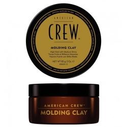 American Crew Classic Molding Clay - Формирующая глина сильной фиксации со средним уровнем блеска для укладки волос, 85 г
