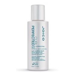 Joico Curl Perfected Curl Correcting Milk - Молочко несмываемое для расчесывания кудрявых волос, 50 мл