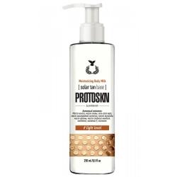 Protokeratin Protoskn Moisturizing Body Milk Solar Tan Base - Молочко увлажняющее с эффектом загара 3%, 250 мл