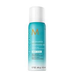 Moroccanoil Dry Shampoo - Сухой шампунь светлый тон, 65 мл