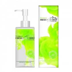 Deoproce Cleansing Oil Fresh Pore Deep - Гидрофильное масло глубоко очищающее поры, 200 мл