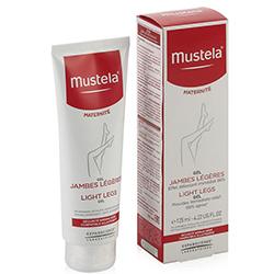 Mustela Maternite - Гель для легкости ног, 125 мл