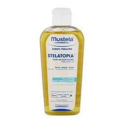 Mustela Bebe - Стелатопия масло для ванны, 200 мл