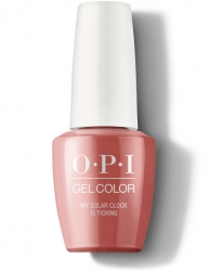 OPI Peru Gel Color - Гель-Лак для ногтей My Solar Clock is Ticking, 15 мл