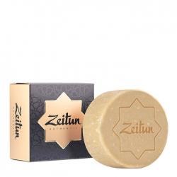 """Zeitun - Алеппское мыло премиум  """"Серное"""" для проблемной кожи, 125г"""