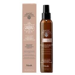 Nook Magic arganoil Disciplining thermal smooting spray - Спрей разглаживающий с термозащитным действием для непослушных волос, 150мл