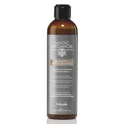 Nook Magic arganoil Wonderful Rescue Shampoo - Шампунь Реконструирующий интенсивно-питательный, 1000мл