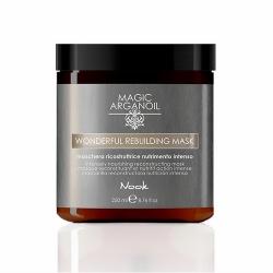 Nook Magic arganoil Wonderful Rebuilding Mask - Маска Реконструирующая интенсивно-питательная, 1000мл