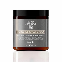 Nook Magic arganoil Wonderful Rebuilding Mask - Маска Реконструирующая интенсивно-питательная, 250мл