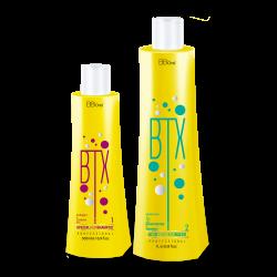 BB ONE BTX Acid Thermo Mask - Набор Ботокс для волос Аминокислотный (шаг1+шаг2) 500/1000 мл.