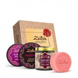 Zeitun 1001 nights - Набор уходовых средств на основе дамасской розы