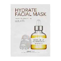 Dermal Yeppen Skin Facial Care Hydrate Facial Mask - Набор из 7 видов тканевых масок, 7шт