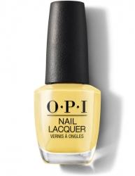 OPI - Лак для ногтей Never A Dulles Moment, 15 мл