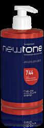 Estel NewTone - Тонирующая маска для волос 7/44 (русый медный интенсивный), 435 мл