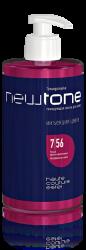 Estel NewTone - Тонирующая маска для волос 7/56 (русый красно-фиолетовый), 435 мл