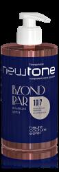 Estel NewTone - Тонирующая маска для волос 10/7 (светлый блондин коричневый), 435 мл