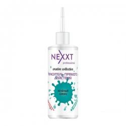 Nexxt Professional Color direct act-Green - Пигмент прямого действия Зеленый, 150 мл