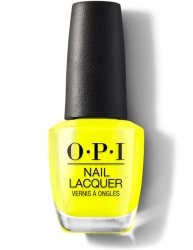 OPI - Лак для ногтей No Faux Yellow, 15 мл