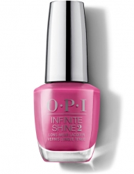 OPI Lisbon Infinite Shine - Лак для ногтей No Turning Back From Pink Street, 15 мл