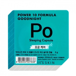 It's Skin Power 10 Formula Goodnight Po Sleeping Capsule - Ночная маска-капсула для сужения пор, 5 мл