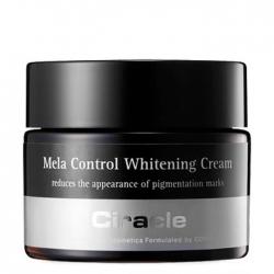 Ciracle Mela Control Whitening Cream - Ночной крем для лица с осветляющим эффектом 50 мл