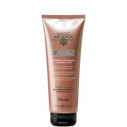 Nook Magic arganoil Disciplining Conditioner hair anti-frizz - Кондиционер для ухода за тонкими и непослушными волосами, 250 мл